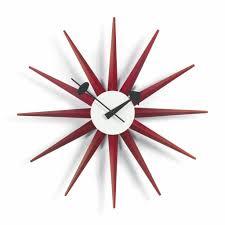 vitra wall clocks sunburst clock afbeelding kan afwijken van daadwerkelijk bekijk alle afbeeldingen