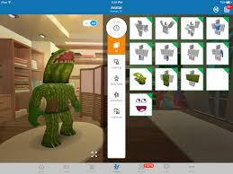 How To Make A Roblox Skin Update New Avatar Editor Web Tablets Previewing Animations
