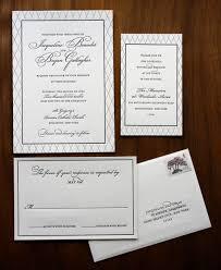 Wedding Invite Set Vertabox Com