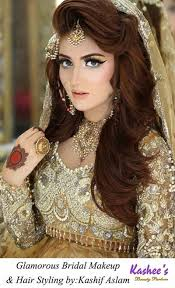 kashee s makeup hairstyle ideas 6