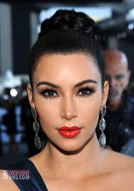 211 best images about looks makeup red lips on kim kardashian makeup and red lips