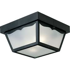 Outdoor Flush Mount Lights Outdoor Ceiling Lighting Outdoor Led - Exterior sign lighting
