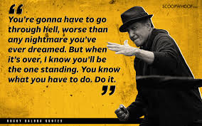 Quotes From The Movie The Help Cool 48 Powerful Inspiring Quotes By Rocky Balboa That Will Help You