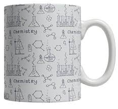 chemistry novelty science theme mug great gift for teachers