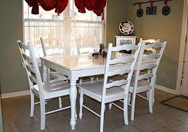 photo gallery of the white kitchen table chairs round and set e92