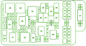 g6 fuse box f7 wiring diagram 2010 Malibu Fuse Box Diagram 2010 Chevy Malibu Wiring Diagram