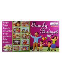 online family budget creative family budget board game