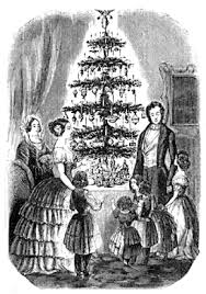How The Queen Of England Brought This Essential Christmas Who Introduced The Christmas Tree To Britain