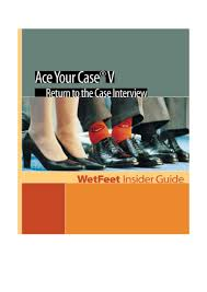 Vault guide to case interview Vault com