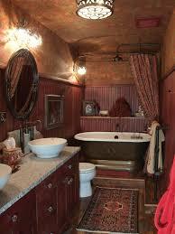 Bathroom : Bathroom Rednd Brown Decorating Ideas Decor Wonderful ...
