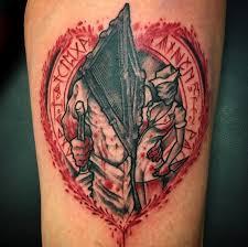 Larry Marvel Tattoo