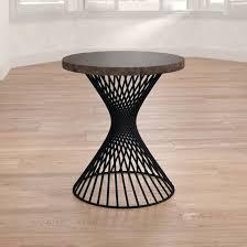 spiral side table in sydney