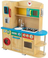 Melissa And Doug Retro Kitchen Top 10 Wooden Kitchens For Kids Ebay