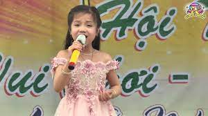 Ca Sĩ Nhí - Bé gái 7 tuổi xinh đẹp hát cực hay
