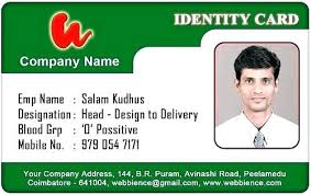Identity Card Format For Student Fake Student Id Card Template Awesome Plastic Employee Buy Cards