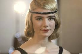 flapper hair how to get a 1920s waves hairstyle video huffpost