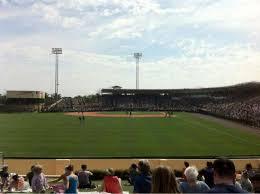 Joker Marchant Stadium Lakeland Fl Seating Chart Joker Marchant Stadium Section Berm Home Of Detroit Tigers