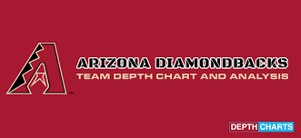 2019 Arizona Diamondbacks Depth Chart Updated Live