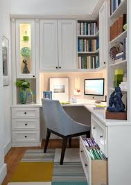 home office designs wooden. Brilliant Home Home Office Design Ideas For Small Spaces View In Gallery Custom Crafted Wooden  On Home Office Designs Wooden L