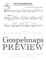 Gospelmaps This Is Amazing Grace The Recording