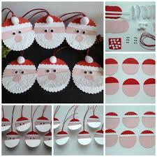Easy DIY Father Christmas Gift Tags