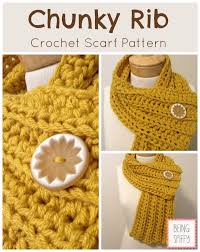 Crochet Patterns For Scarves Custom These 48 Free And Easy Crochet Scarf Patterns Will Blow Your Mind