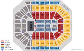United Center Virtual Seating Chart Inspirational Rose Bowl
