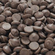 belgian semisweet dark chocolate baking callets chips 53 8