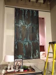 Window Treatments Metal Doors Sliding Door From Kara Paslay Designs Using Modern Masters Metal
