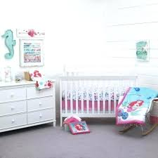 disney nursery bedding ocean beauty crib set princess cot cars disney nursery bedding
