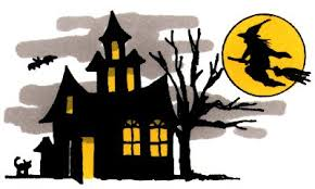 Image result for animated halloween haunted mansion