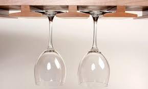 build a wine glass rack part 1