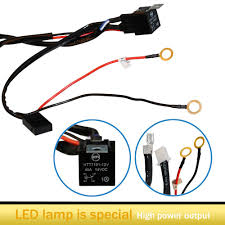 light float picture more detailed picture about sldx led light sldx led light bar wiring harness for off road jeep suv boat atv 40 amp relay