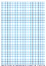 Maths Graph Paper A4 Brainypdm