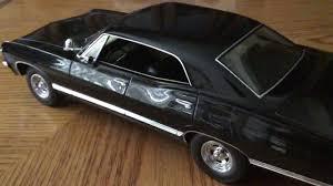 1:18 Scale Greenlight Artisan Supernatural 1967 Chevrolet Impala ...