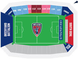 Luke Oil Stadium Seating Chart The Game Beckons Indy Eleven 2018 Ticket Prices