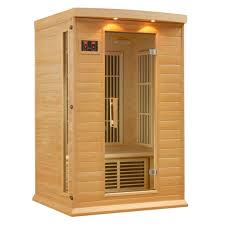 Small Picture Better Life 2 Person Carbon Infrared Sauna with Chromotherapy