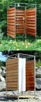 outdoor shower water heater outdoor shower water heater portable propane showers amazing how to build enclosures