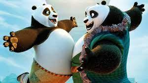 Wallpaper Kung Fu Panda 3, Po and his ...