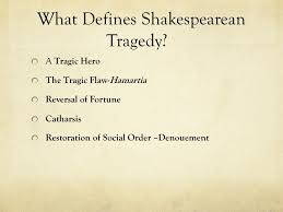 the tragic hero julius caesar tragic hero background a tragic  what defines shakespearean tragedy