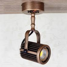 long track lighting. Europeanstyle Retro Long Pole LED Spotlights Clothing Store Track Lightssurface Mounted Lighting L