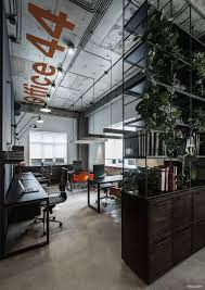 industrial style office. Cool Offices In Industrial Style1 Style Office