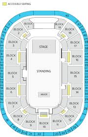 Royal Arena Seating Chart Visiting Us Arena Seating Plan