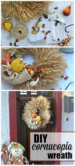 thanksgiving front door decorationsWow Guests with These Easy DIY Thanksgiving Door Decorations  a