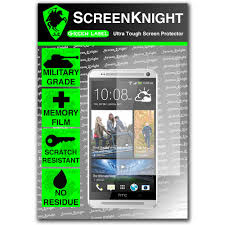 HTC One Max Screen Protector - Military ...
