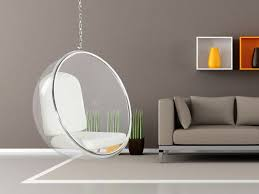 Indoor Hanging Chairs regarding The Elegant inside hanging chair for  Encourage