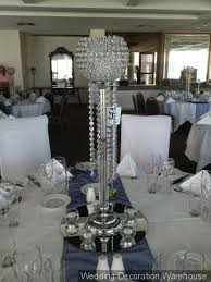 crystal candlestick with hanging crystals 35 hire