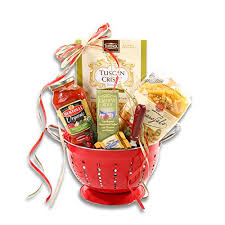 pasta delights gourmet italian food gift basket gift for the family