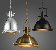 buy pendant lighting. 100240v large heavy lustres home vintage industrial metal lamp loft black chrome pendant light big retro kitchen buy lighting i