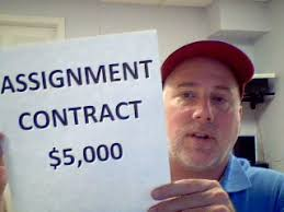 Assignment Of Contract | Wholesaling Real Estate Investment Property ...